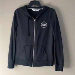 Victoria sport full zip hoodie